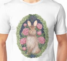 Mr. Bun Bun Unisex T-Shirt