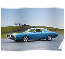 1972 Dodge Charger Poster