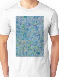 Brush Pattern (Watercolor) Unisex T-Shirt