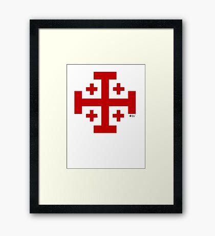 Sant Sepulcre Framed Print