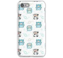 Babies in onesies iPhone Case/Skin