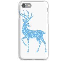 Red Nose Rain Deer iPhone Case/Skin