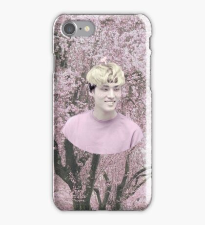 Young k iPhone Case/Skin