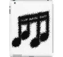 Death Metal Notes iPad Case/Skin