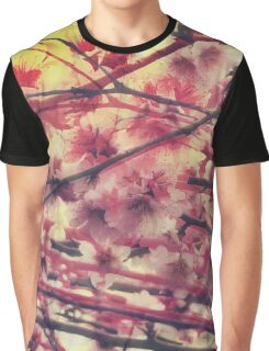 Blossom pattern Graphic T-Shirt