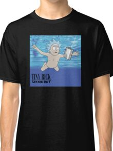 Tiny Rick - Let Me Out Classic T-Shirt