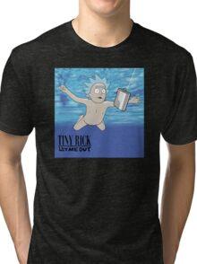 Tiny Rick - Let Me Out Tri-blend T-Shirt