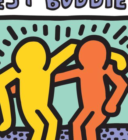Best Buddies Sticker