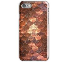 Coin Scales iPhone Case/Skin