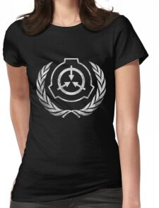SCP Foundation  Womens Fitted T-Shirt