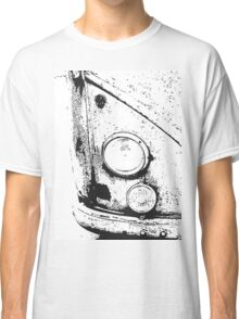 Classic retro Camper van digitally enhanced photograph,  Classic T-Shirt