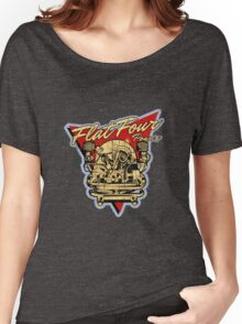 Flat 4 Engine Women's Relaxed Fit T-Shirt
