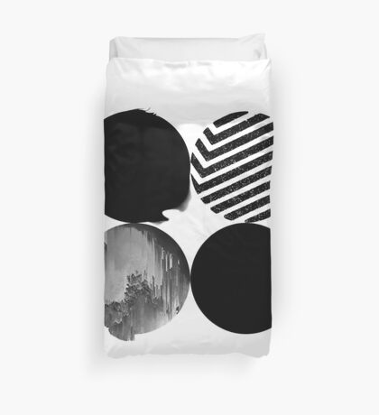 Wings BTS Duvet Cover