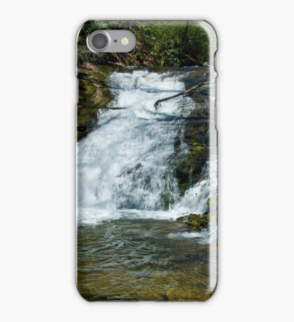 Indian Creek Falls iPhone Case/Skin