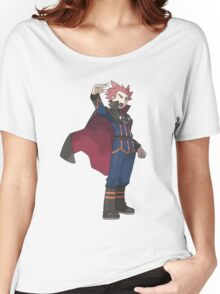 Pokemon Dragon Trainer Lance  Women's Relaxed Fit T-Shirt
