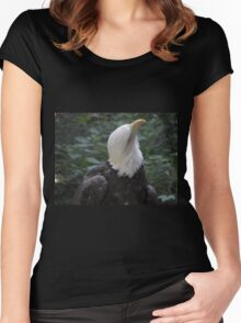 Eagle Women's Fitted Scoop T-Shirt