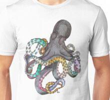 MULTICOLOUR OCTOPUS Unisex T-Shirt