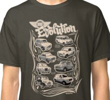 Evolution Of Mini Classic T-Shirt