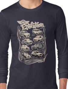 Evolution Of Mini Long Sleeve T-Shirt