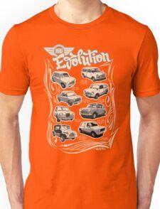 Evolution Of Mini Unisex T-Shirt