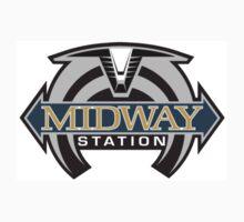 Midway Logo - Stargate Kids Tee