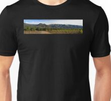 Ojai Valley With Snow Unisex T-Shirt