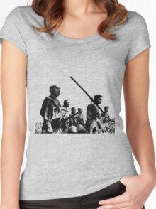 Samurai Warriors Women's Fitted Scoop T-Shirt