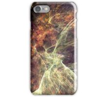 Electric waves iPhone Case/Skin
