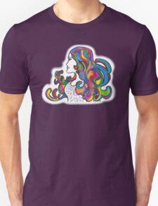 Rainbow Nouveau  Unisex T-Shirt