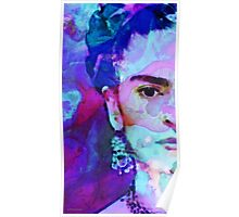 Dreaming Of Frida - Art By Sharon Cummings Poster