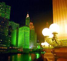 Christmas in Chicago  by Alberto  DeJesus