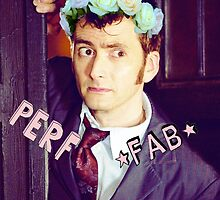 David Tennant Sassy Doctor Who by callmeanca
