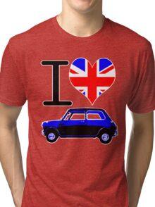 I love mini Tri-blend T-Shirt