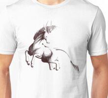 Kirin-Ballpoint Pen Drawing Unisex T-Shirt