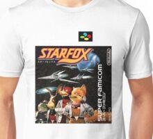 Starfox Japanese Cover  Unisex T-Shirt
