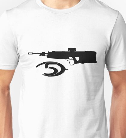 Halo DMR Weapon Unisex T-Shirt