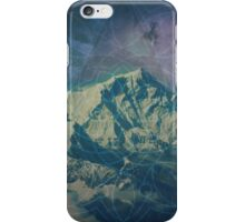 Space Mountain iPhone Case/Skin