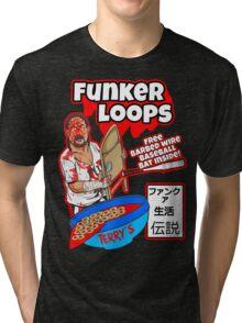 Funk Loops Tri-blend T-Shirt