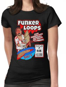 Funk Loops Womens Fitted T-Shirt