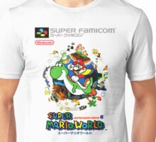 Super Mario World Japanese  Unisex T-Shirt