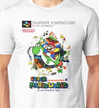 Super Mario World Japanese  Unisex T-Shirt