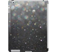 There Can Be No Light (Ombré Glitter Abstract) iPad Case/Skin
