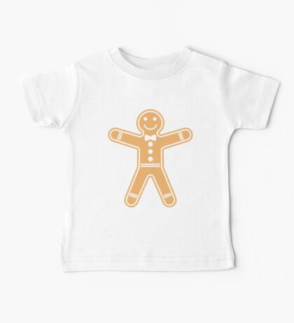 Gingerbreads for Merry Xmas Baby Tee