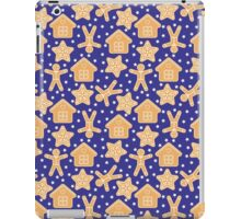 Gingerbreads for Merry Xmas iPad Case/Skin