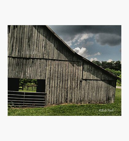 """""""FARMER'S HANGOUT""""... prints and products Photographic Print"""