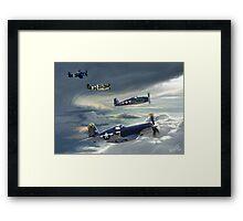 Disney Planes Skipper Riley  Framed Print