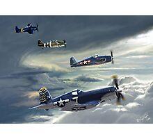 Disney Planes Skipper Riley  Photographic Print