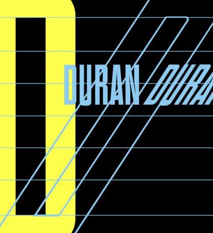 Duran Duran Sticker