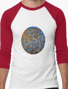Trees of gold  Men's Baseball ¾ T-Shirt