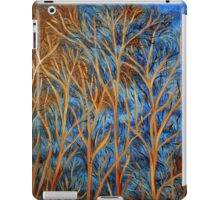 Trees of gold  iPad Case/Skin